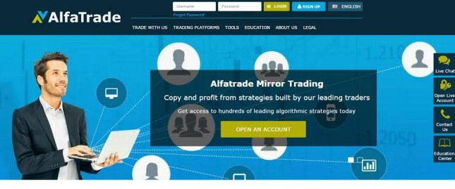 Trade With Confidence With The Algorithmic Trading Platform From AlfaTrade.com