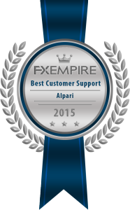 Alpari - Best Customer Support 2015